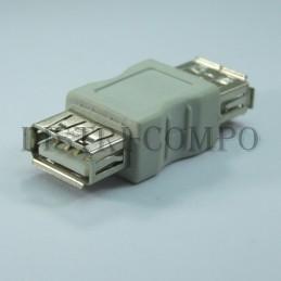 Adaptateur USB A femelle...