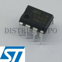 TL062CN Low-Power...
