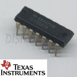 TLC556CN 15V Dual LinCMOS...
