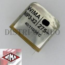 Condensateur MP3-X2 100nF...
