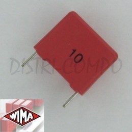 Condensateur FKP3 100pF...