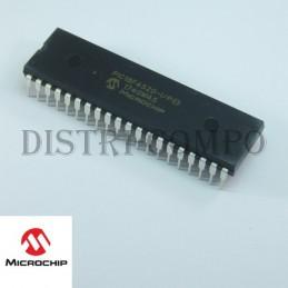 PIC18F4520-I/P MCU 8 bits...