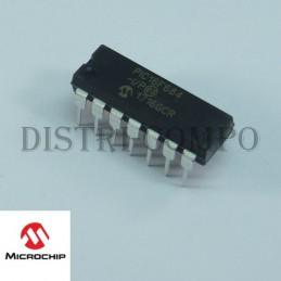 PIC16F684-I/P MCU 8 bits...
