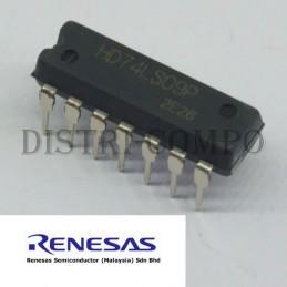 74LS09 - HD74LS09P 4 portes...