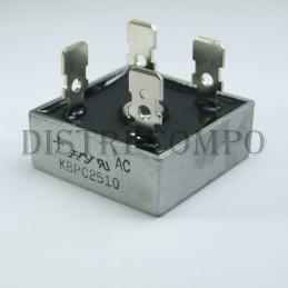 KBPC2510 Pont diode 25A...