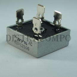 KBPC2506 Pont diode 25A...