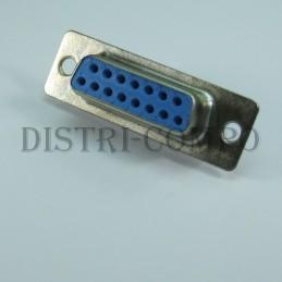 Connecteur D-SUB 15 broches...