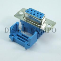 Connecteur D-SUB 9 broches...
