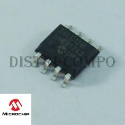 24LC128-I/SN EEPROM I2C...