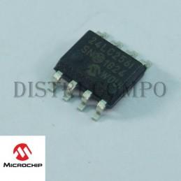 24LC256-I/SN EEPROM I2C...