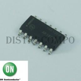 4013 - MC14013BDR2G Dual...