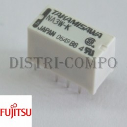 NA-3W-K relais 3VDC 64ohms...