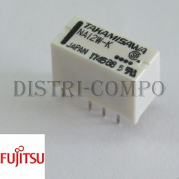 NA-12W-K relais 12VDC...
