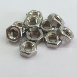 Ecrou Hexagonal acier...