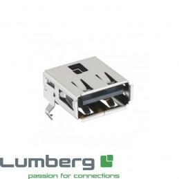 Embase USB Type A femelle...