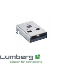 Embase USB Type A mâle...