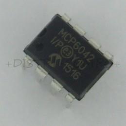 MCP6042-I/P Operational...