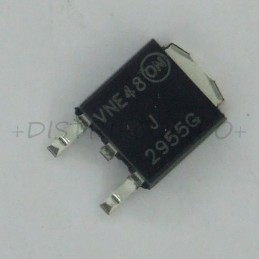 MJD2955G Transistor BJT PNP...