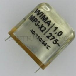 Condensateur MP3-X2 1µF...