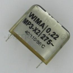 Condensateur MP3-X2 220nF...