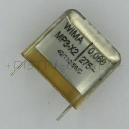 Condensateur MP3-X2 68nF...
