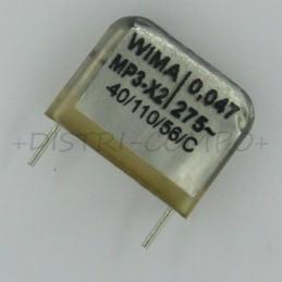 Condensateur MP3-X2 47nF...