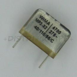 Condensateur MP3-X2 4.7nF...