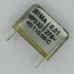 Condensateur MP3-X2 10nF...