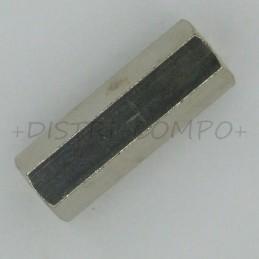 Entretoise métal 10mm...