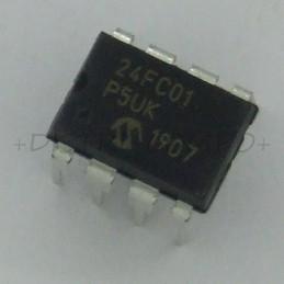 24FC01-I/P EEPROM Serial...