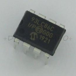 93LC86C-I/P EEPROM...