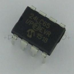 24LC65-I/P EEPROM I2C...