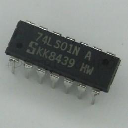 74LS01 - 74LS01N 4 Nand …ÿ...